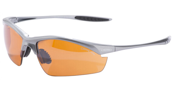 Alpina Tri-Effect - Gafas deportivas - gris